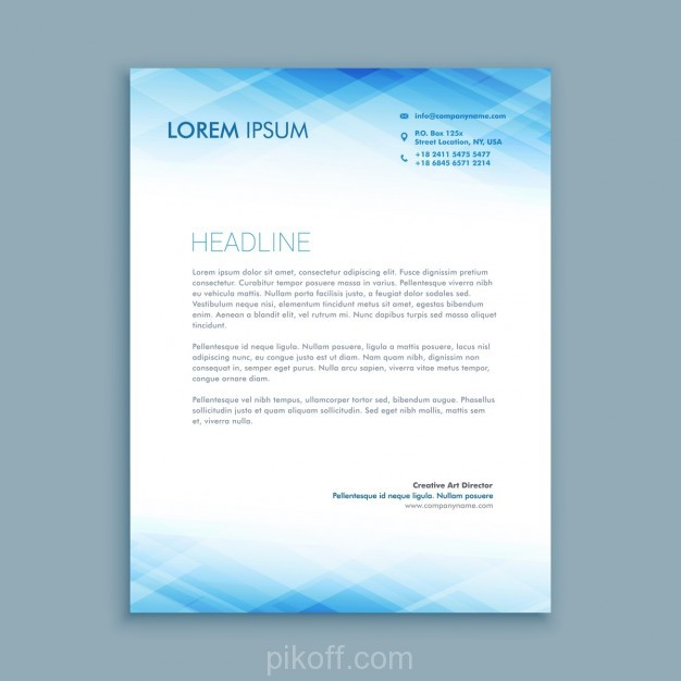 Ai abstract business letterhead template vector free download pikdone ai abstract business letterhead template vector free download spiritdancerdesigns Gallery