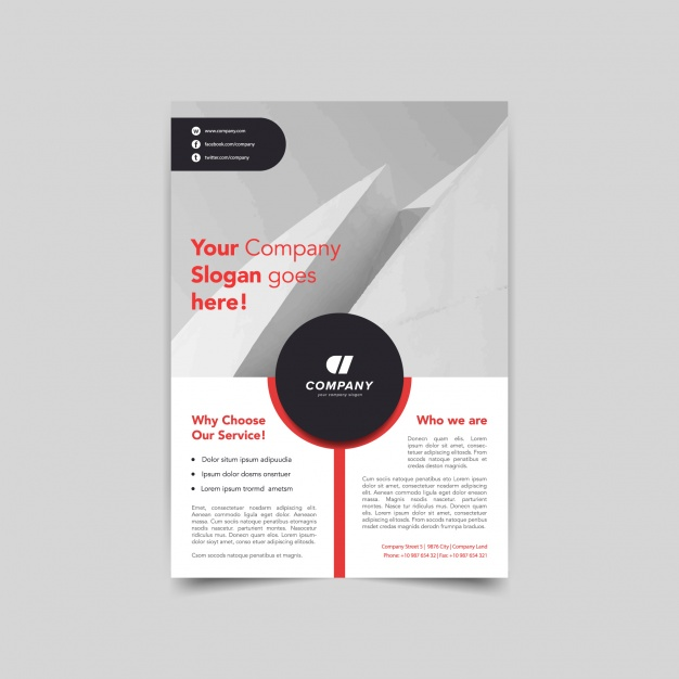 Ai Brochure Templates Free Download Images Template Design Free