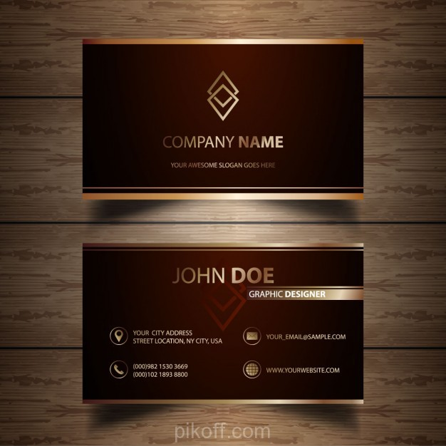 Ai elegant business card vector free download pikdone ai elegant business card vector free download reheart Images